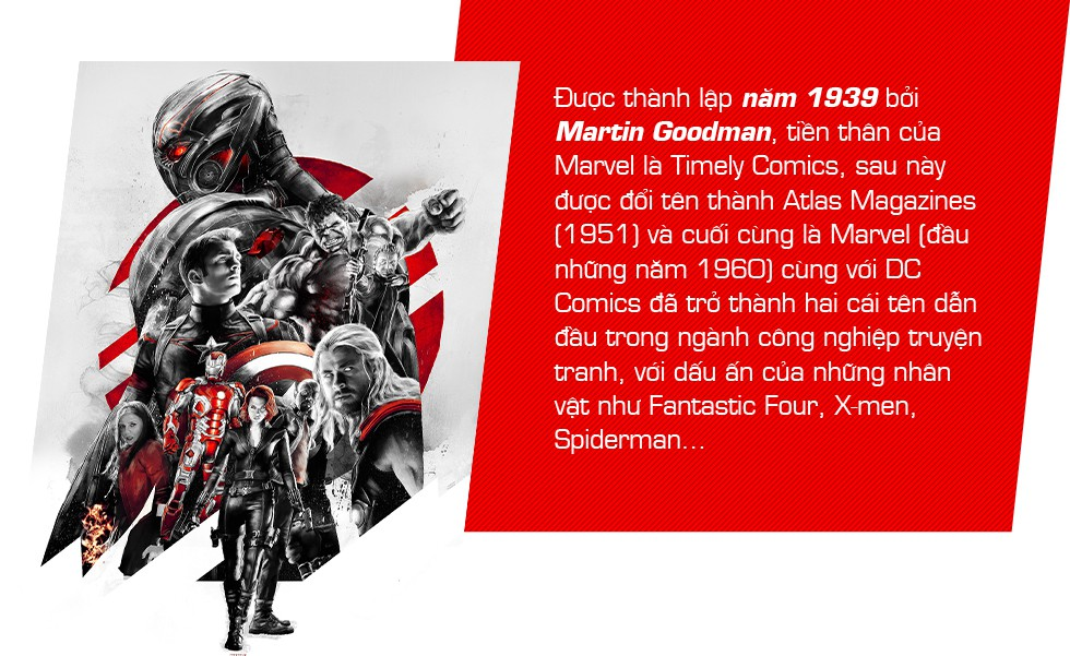 10 năm đi vào lịch sử làng điện ảnh của Marvel: Kỳ tích từ vực sâu phá sản cho đến người khổng lồ của đế chế phim siêu anh hùng - Ảnh 2.