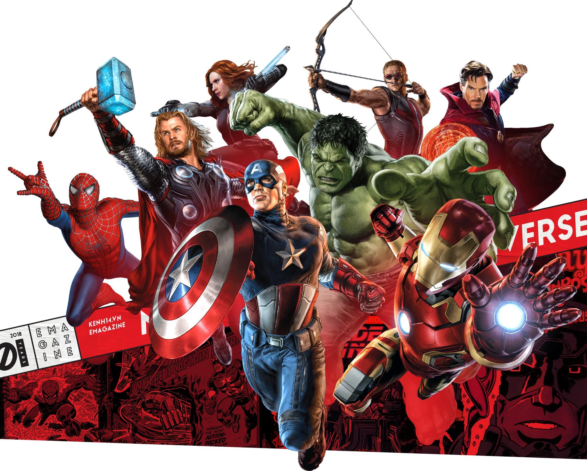 10 năm đi vào lịch sử làng điện ảnh của Marvel: Kỳ tích từ vực sâu phá sản cho đến người khổng lồ của đế chế phim siêu anh hùng - Ảnh 14.