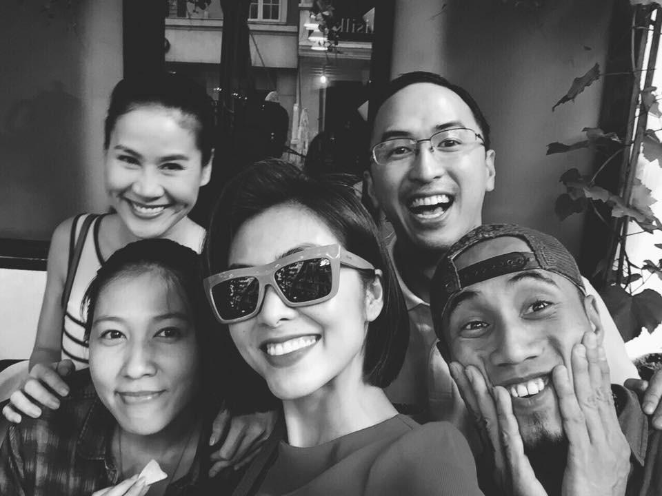 Những cặp bạn thân khác giới hiếm có khó tìm của showbiz Việt - Ảnh 3.