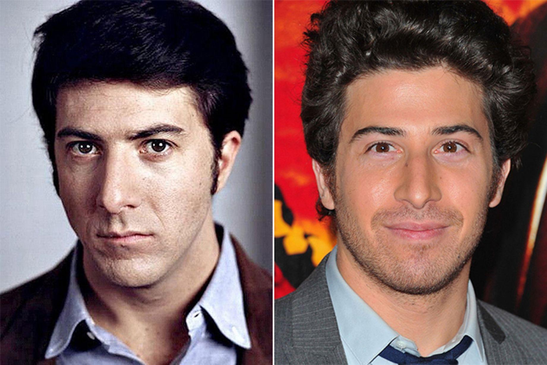 Các ngôi sao và những người con giống nhau không thể lẫn được khi so ảnh ở cùng độ tuổi - Ảnh 35.