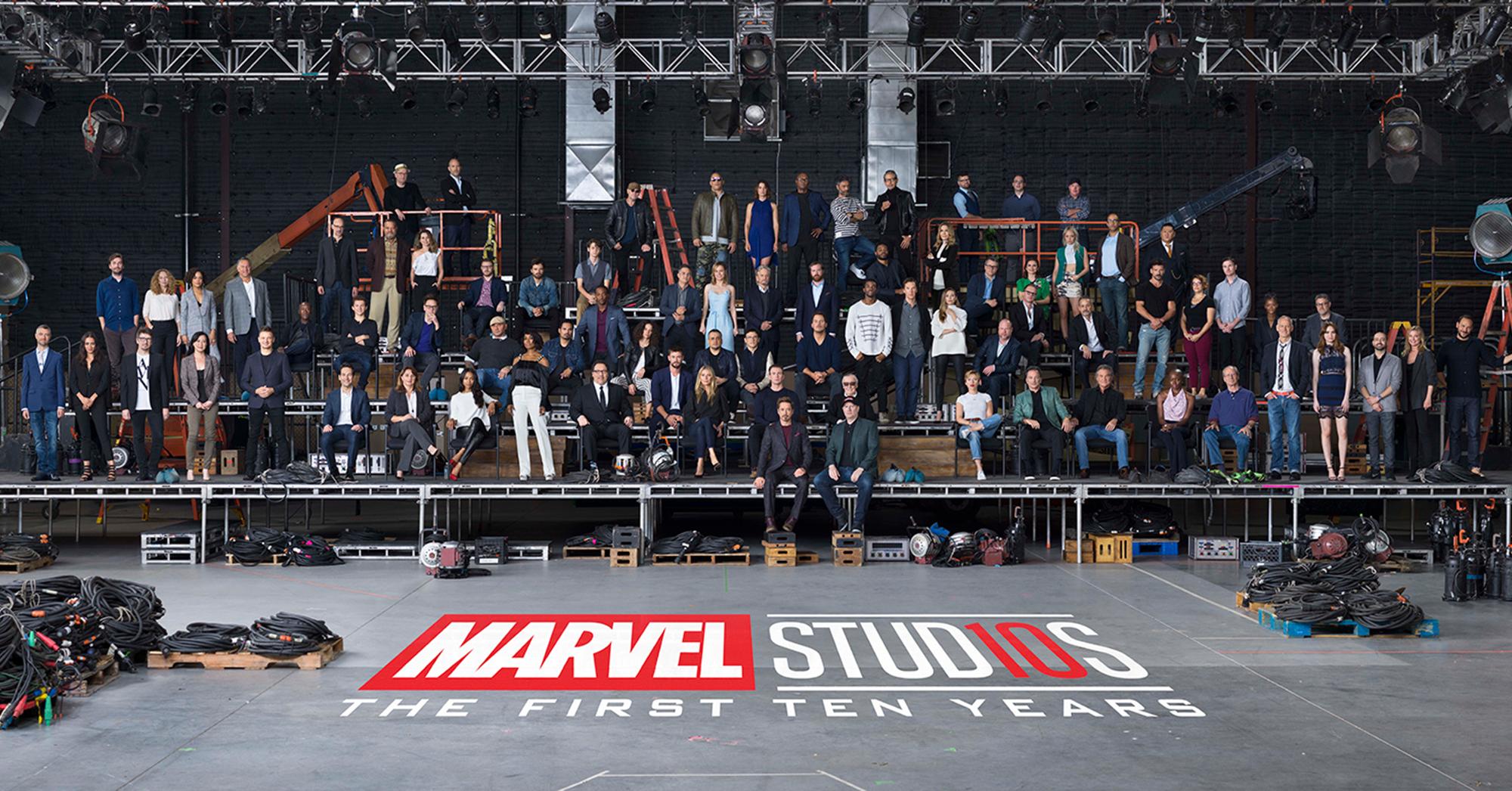 10 năm đi vào lịch sử làng điện ảnh của Marvel: Kỳ tích từ vực sâu phá sản cho đến người khổng lồ của đế chế phim siêu anh hùng - Ảnh 17.