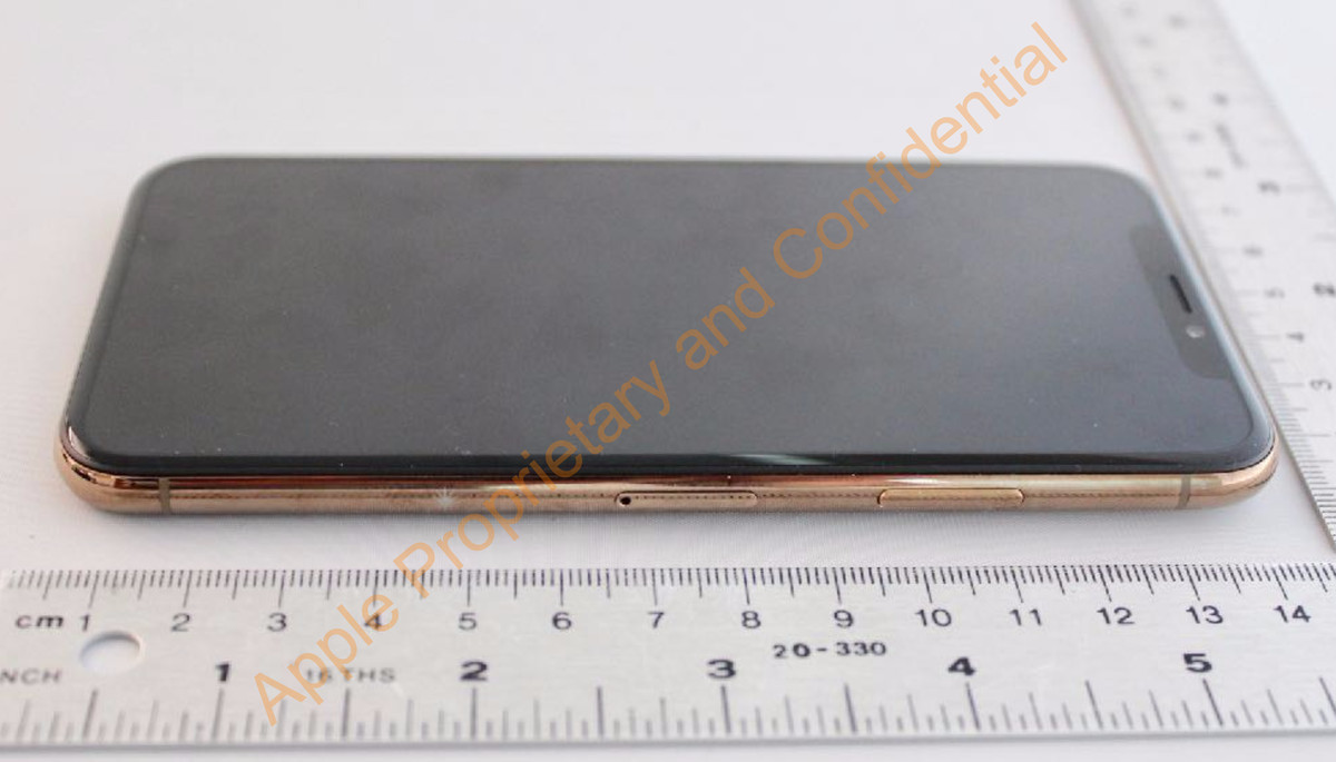 Lộ ảnh iPhone X vàng sang chảnh mà Apple giấu tịt, chưa chịu tung ra - Ảnh 2.