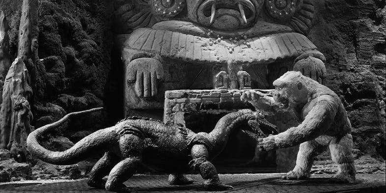 5 chàng Kong trong lịch sử Hollywood, không tên khỉ khổng lồ nào lầy bằng George của Rampage - Ảnh 2.