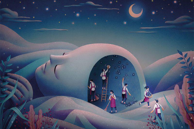 Khoa học chỉ ra 5 lý do khiến bạn ngủ hơn 10 tiếng/ngày mà vẫn ngáp - có nguyên nhân không thể xem thường - Ảnh 4.