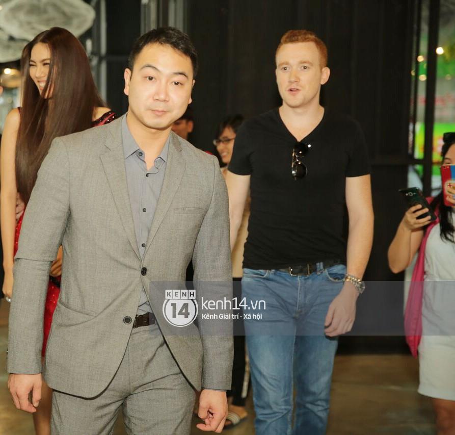 Lan Khuê cùng bạn trai tin đồn xuất hiện tại buổi casting show hẹn hò The Bachelor miền Nam - Ảnh 2.