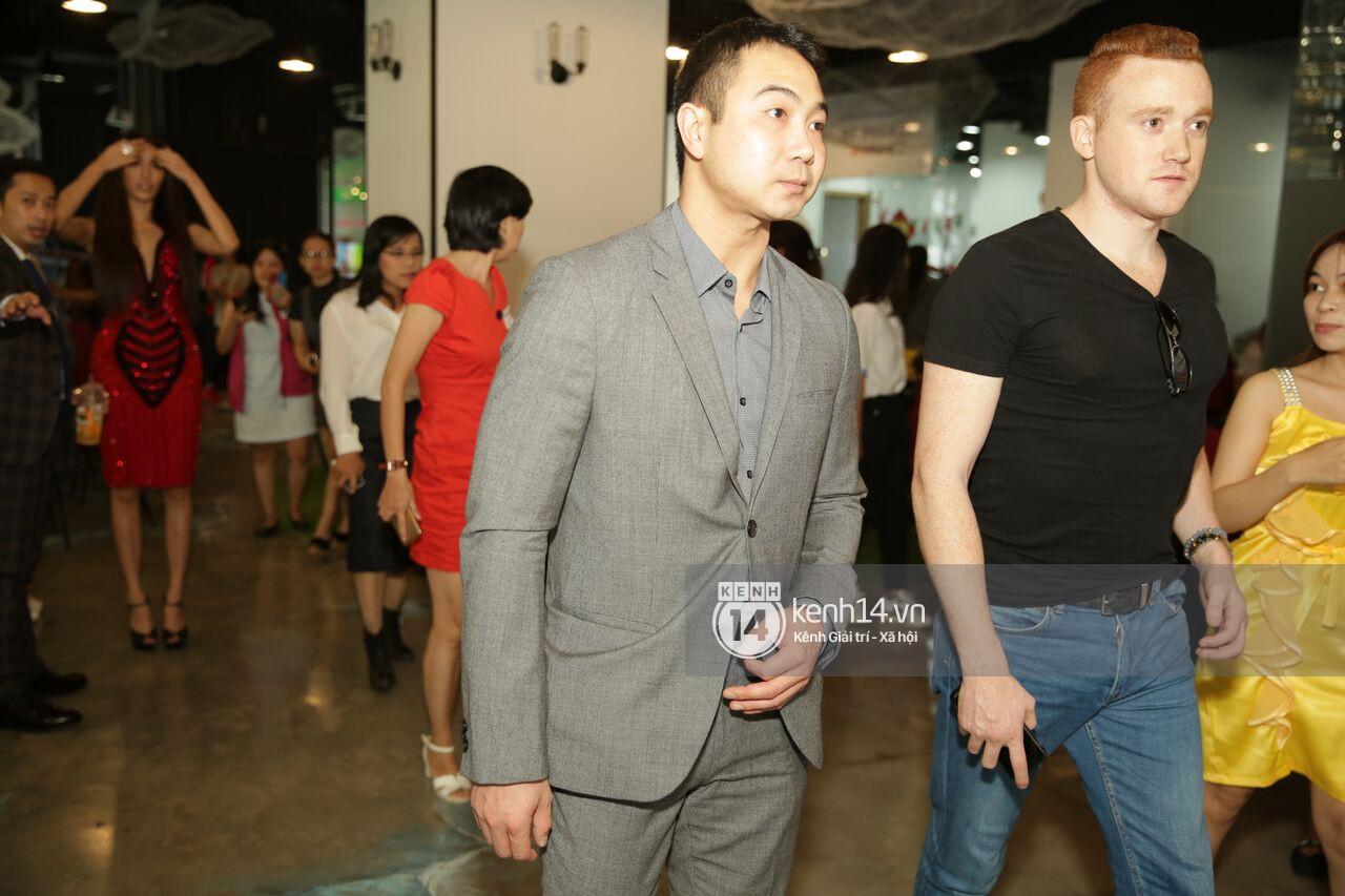 Lan Khuê cùng bạn trai tin đồn xuất hiện tại buổi casting show hẹn hò The Bachelor miền Nam - Ảnh 4.