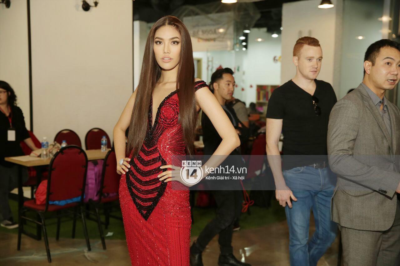 Lan Khuê cùng bạn trai tin đồn xuất hiện tại buổi casting show hẹn hò The Bachelor miền Nam - Ảnh 7.