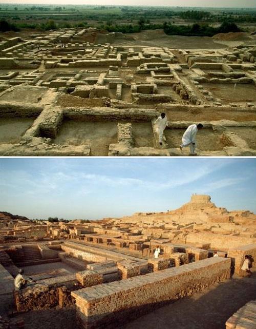 Sự biến mất của những nền văn minh cổ đại trong lịch sử mà khoa học chưa thể giải thích - Ảnh 1.