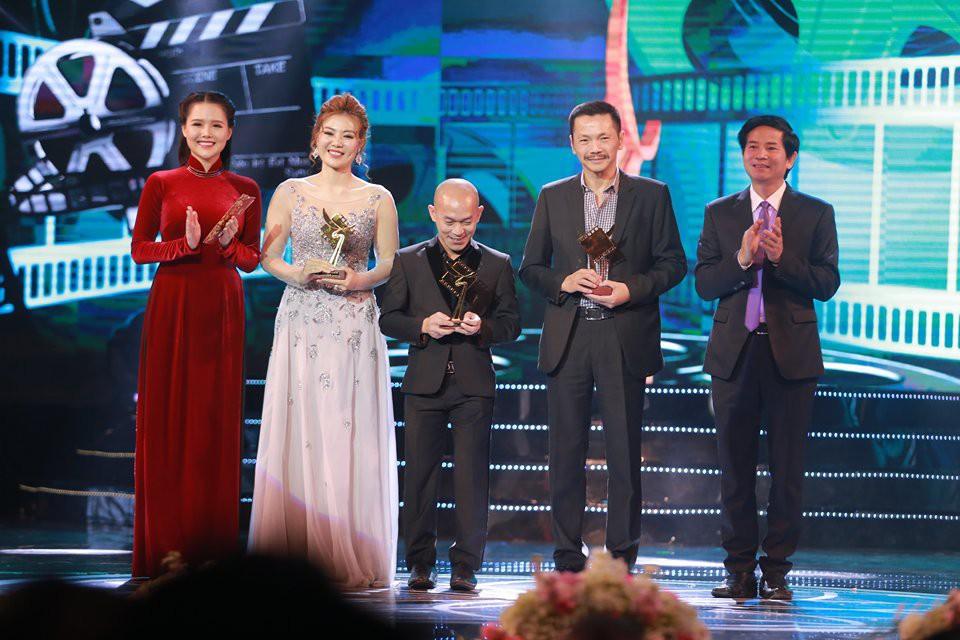 Sống Chung Với Mẹ Chồng và Người Phán Xử trắng tay ở hạng mục Nam/Nữ chính xuất sắc của Cánh Diều 2017 - Ảnh 2.