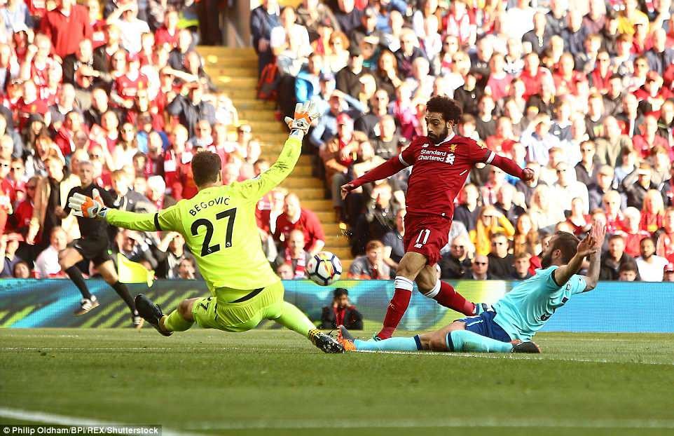 Messi Ai Cập lập kỷ lục ghi bàn ở Premier League - Ảnh 6.