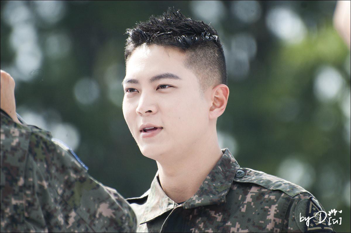 Dành cho ai chưa biết: Nghĩa vụ quân sự Hàn Quốc chính là nơi biến cây sậy lâu năm thành khúc giò béo núc! - Ảnh 9.