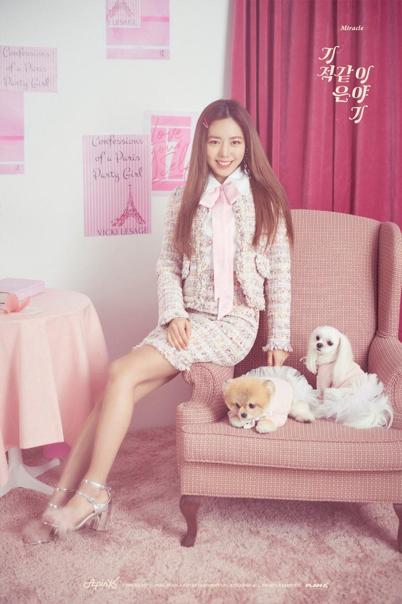 Thảm họa thẩm mỹ mới của Kpop: Lên top tìm kiếm vì quá khác, giờ đến hình poster cũng không cứu nổi - Ảnh 3.