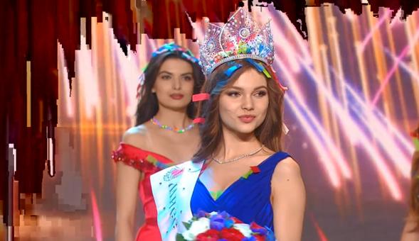 Sắc đẹp mỹ miều nhìn là mê luôn của Tân Hoa hậu Nga vừa đăng quang - Ảnh 4.