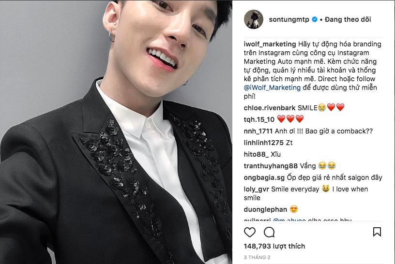 Đăng ảnh muốn tương tác với fan trên instagram, nhưng người nổi tiếng nhận lại chỉ-toàn-quảng-cáo - Ảnh 7.