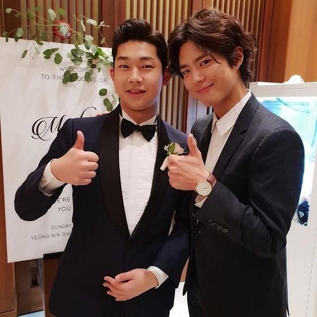 Đám cưới khủng mời toàn sao hạng A: Kim Bum lộ diện sau tin hẹn hò, Park Bo Gum bổ luống bên dàn tài tử - Ảnh 8.