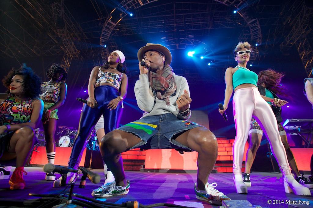 Những màn biểu diễn đỉnh nhất các mùa Coachella - Ảnh 7.