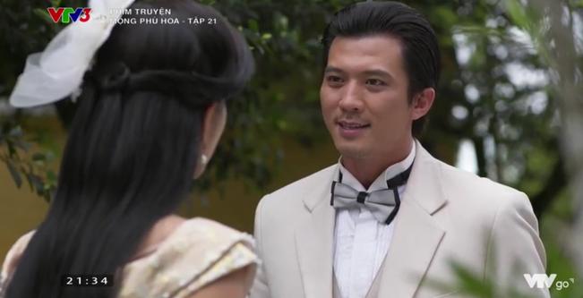 Vừa lên xe hoa lần hai, Ba Trang (Kim Tuyến) suýt lâm vào kiếp góa phụ - Ảnh 1.
