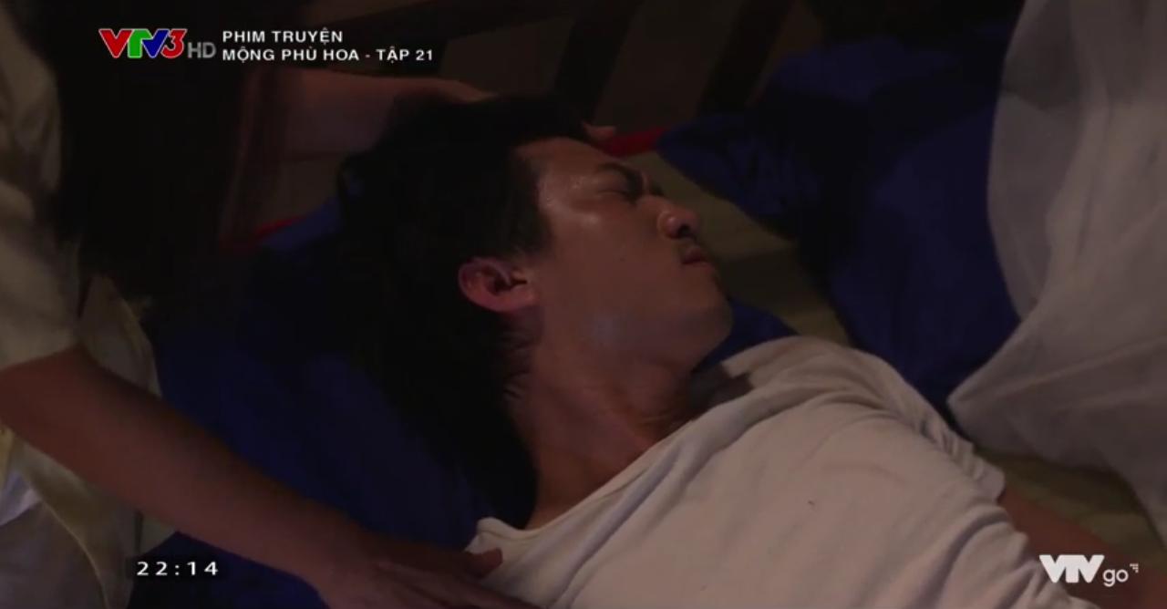 Vừa lên xe hoa lần hai, Ba Trang (Kim Tuyến) suýt lâm vào kiếp góa phụ - Ảnh 13.