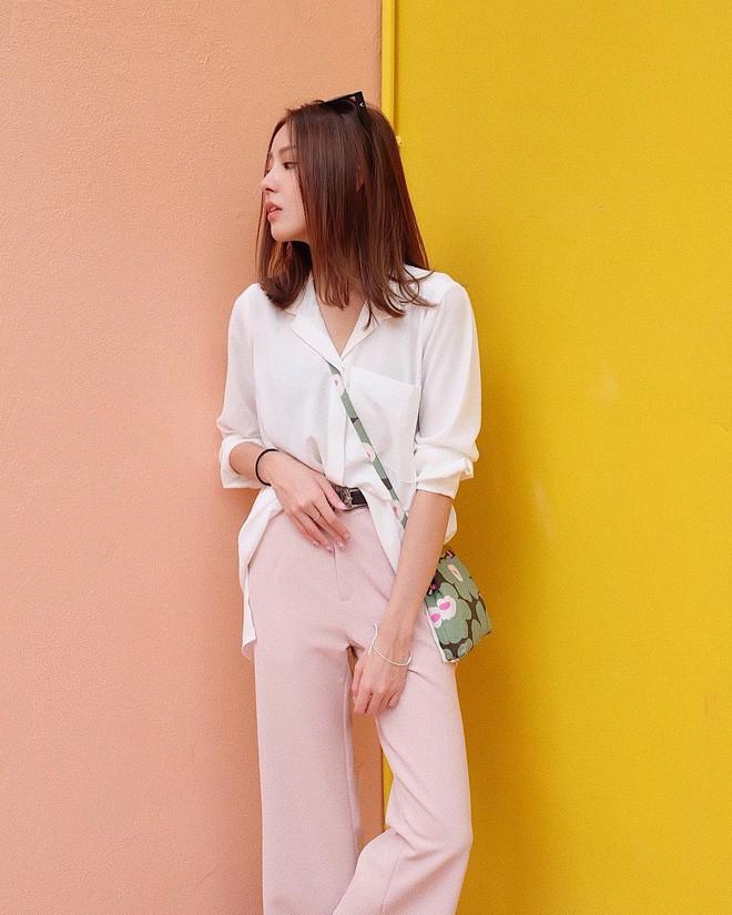 Nếu muốn vừa nữ tính lại trẻ trung như Song Hye Kyo, Phạm Băng Băng… thì đây là 5 items màu hồng mà bạn cần - Ảnh 8.