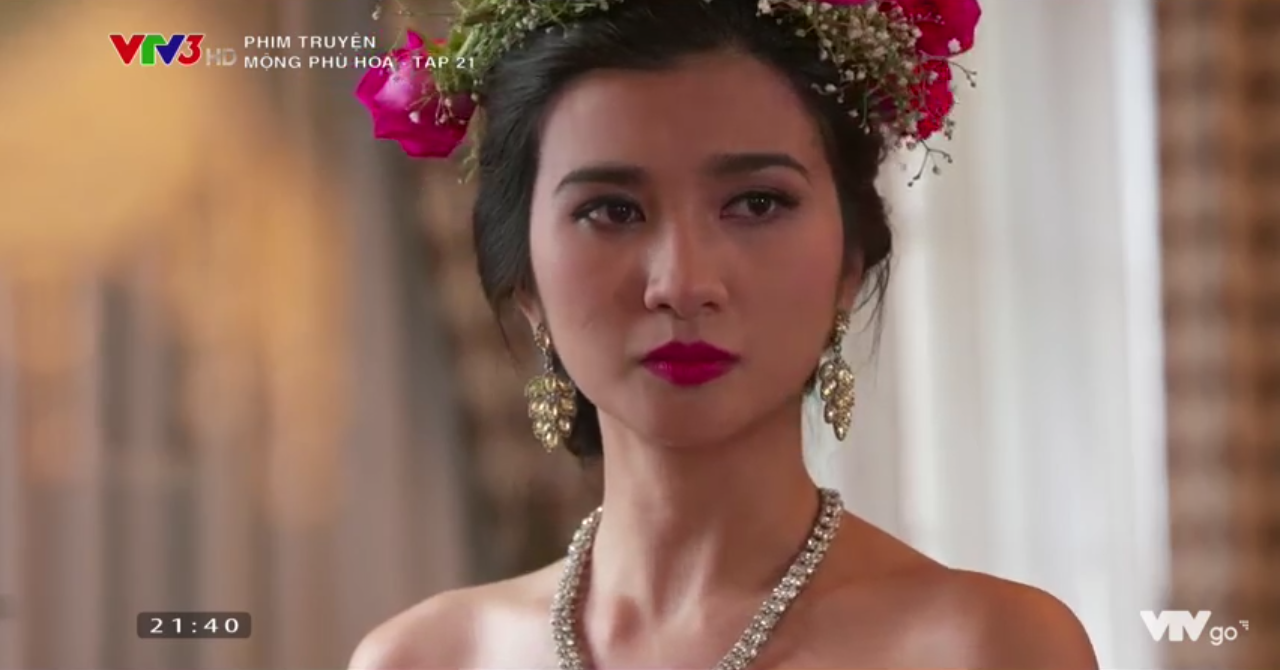 Vừa lên xe hoa lần hai, Ba Trang (Kim Tuyến) suýt lâm vào kiếp góa phụ - Ảnh 4.