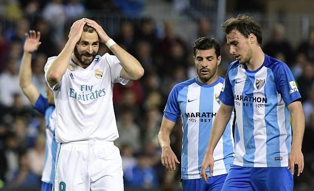 Ronaldo vắng mặt, Real Madrid thắng dễ Malaga nhờ kép phụ Isco - Ảnh 5.
