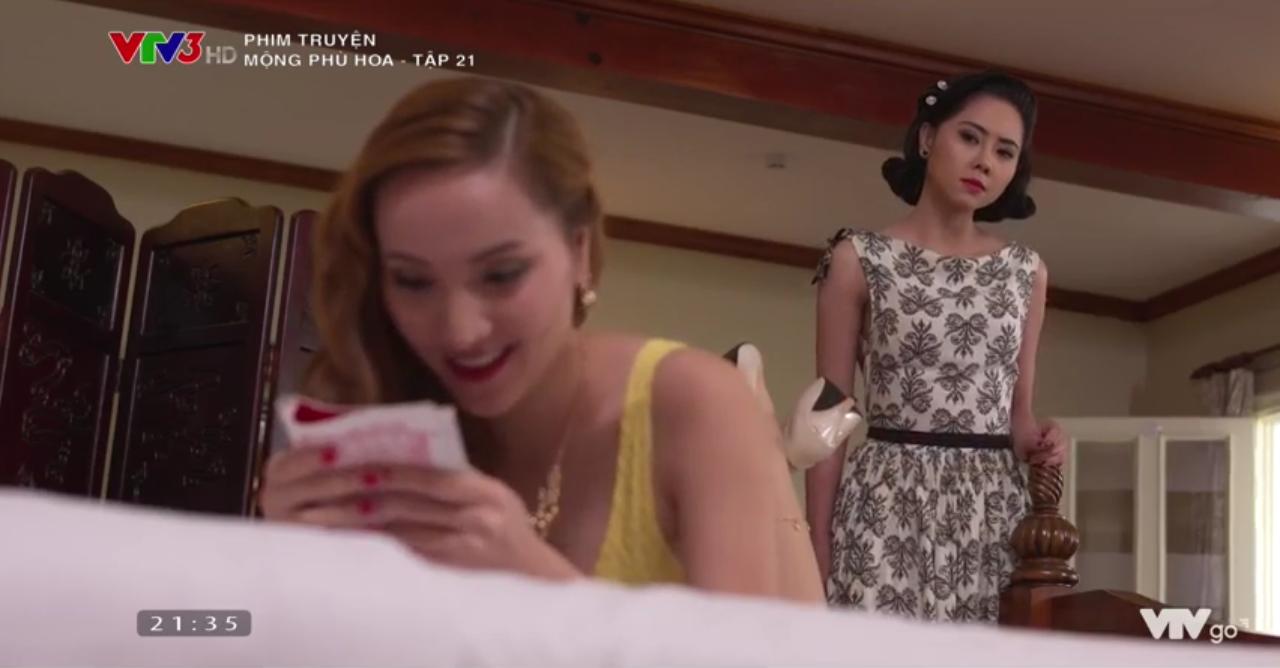 Vừa lên xe hoa lần hai, Ba Trang (Kim Tuyến) suýt lâm vào kiếp góa phụ - Ảnh 5.