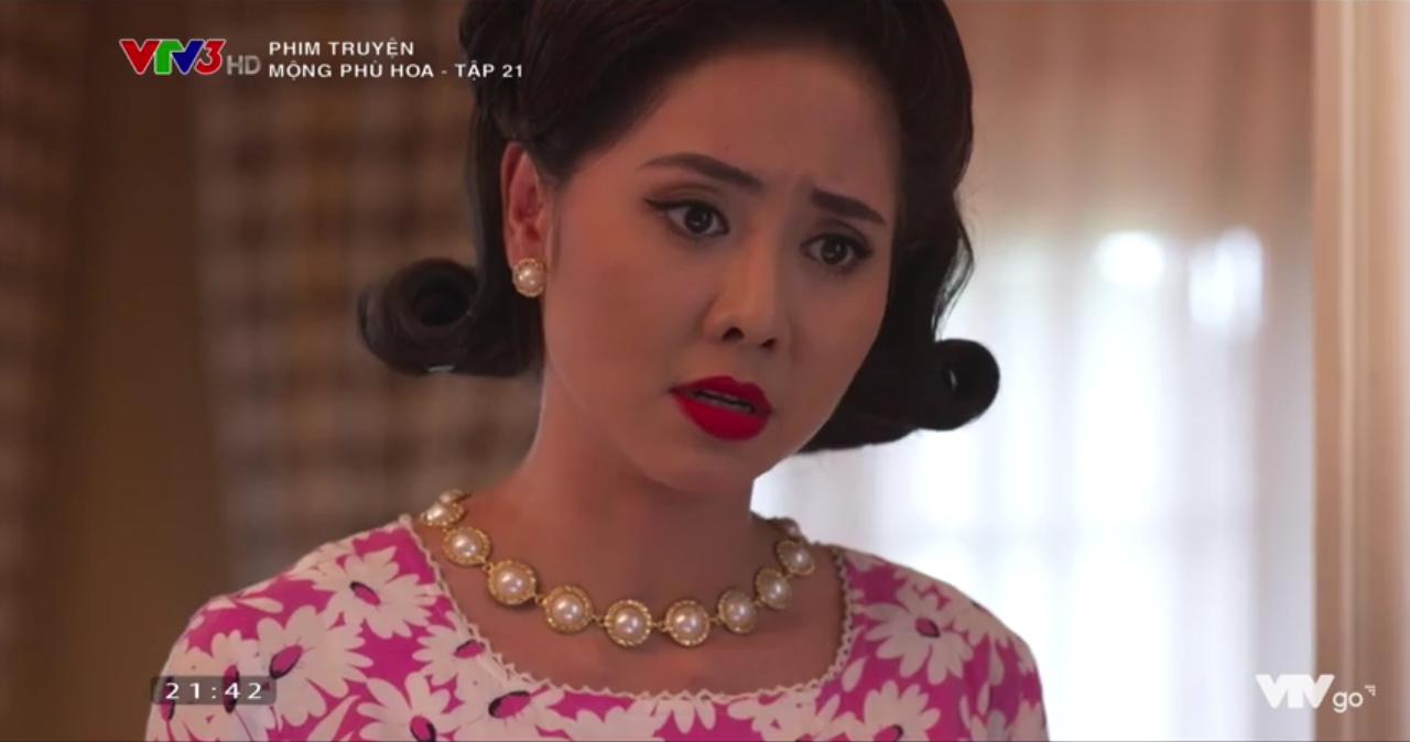 Vừa lên xe hoa lần hai, Ba Trang (Kim Tuyến) suýt lâm vào kiếp góa phụ - Ảnh 6.