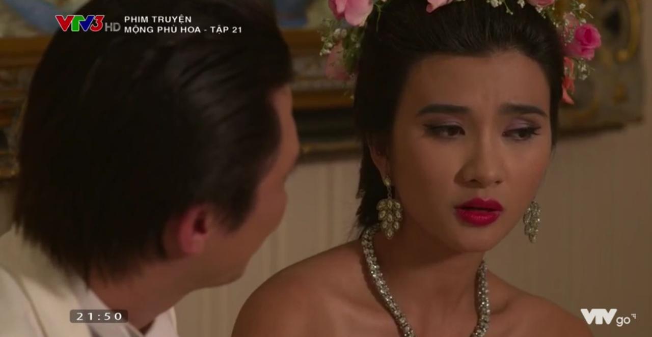 Vừa lên xe hoa lần hai, Ba Trang (Kim Tuyến) suýt lâm vào kiếp góa phụ - Ảnh 7.