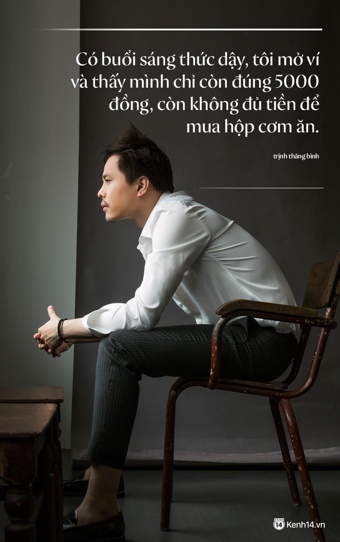 Ông ngoại tuổi 30 Trịnh Thăng Bình và câu chuyện đằng sau một cậu ấm sành điệu, chẳng áp lực lo cơm áo gạo tiền - Ảnh 9.