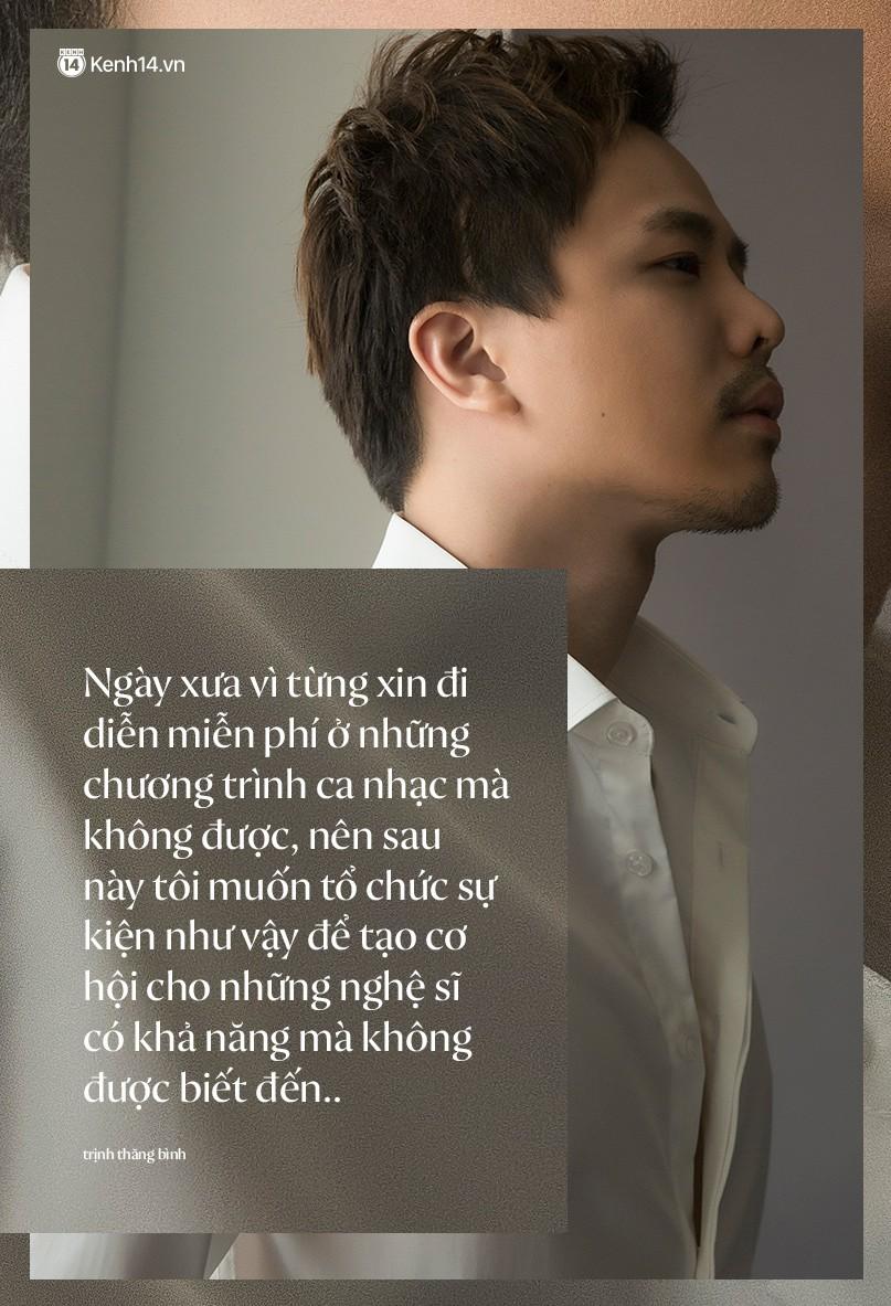 Ông ngoại tuổi 30 Trịnh Thăng Bình và câu chuyện đằng sau một cậu ấm sành điệu, chẳng áp lực lo cơm áo gạo tiền - Ảnh 12.