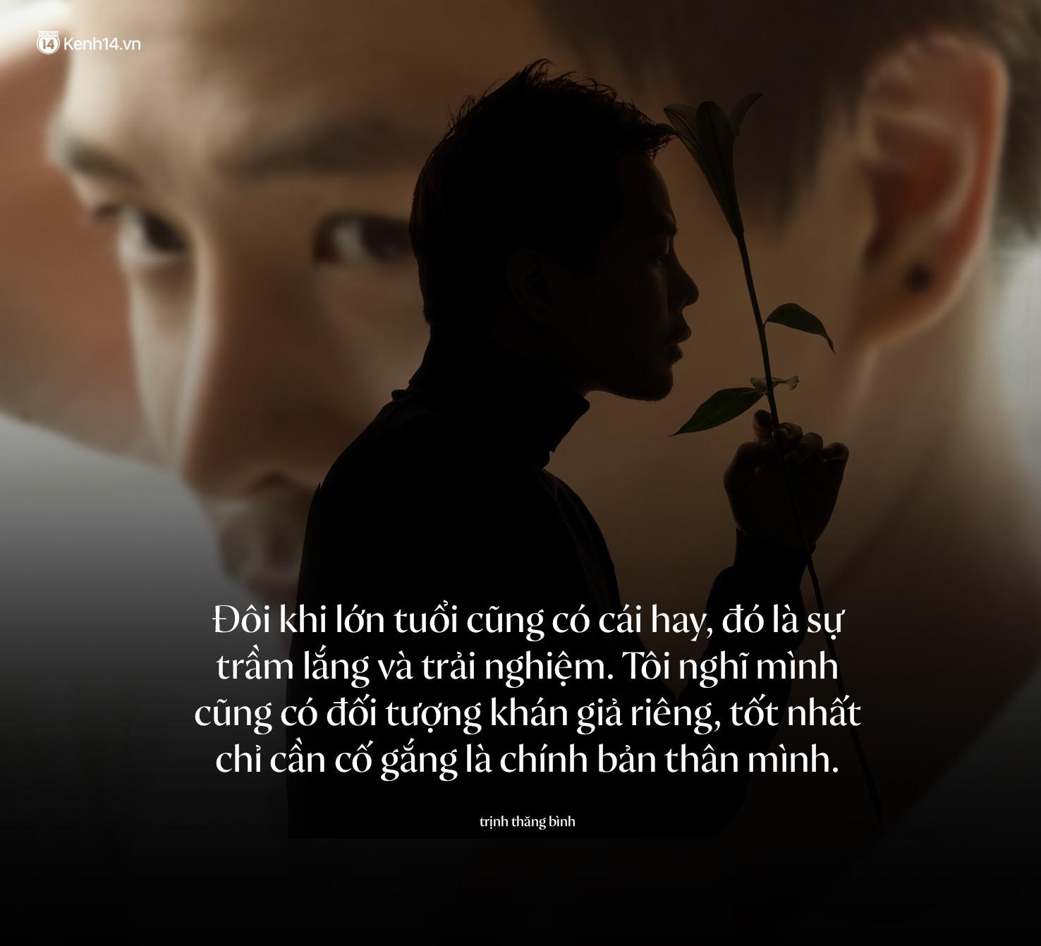 Ông ngoại tuổi 30 Trịnh Thăng Bình và câu chuyện đằng sau một cậu ấm sành điệu, chẳng áp lực lo cơm áo gạo tiền - Ảnh 14.