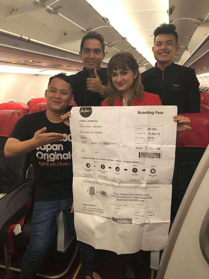 Du lịch tới Việt Nam, chàng trai trẻ người Malaysia bị bạn thân chơi khăm một vố dở khóc dở cười - Ảnh 5.