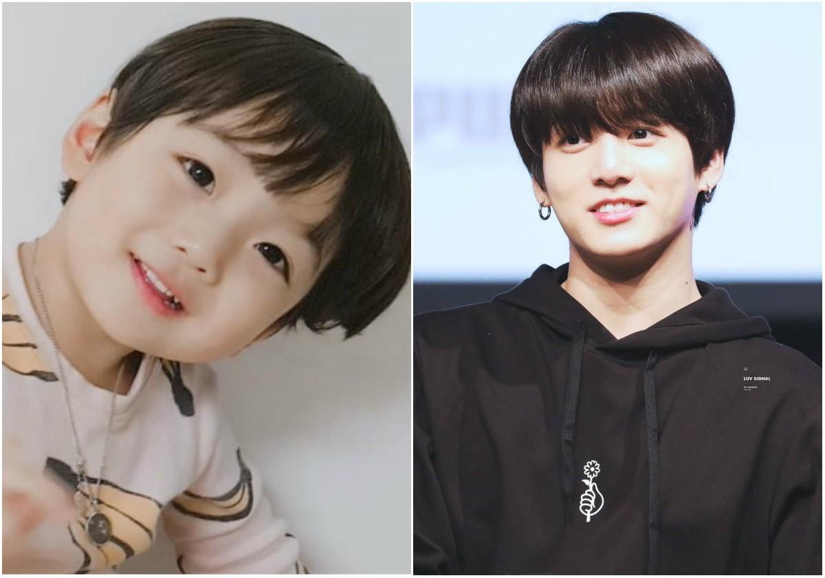 Cư dân mạng phát cuồng vì cậu nhóc Hàn Quốc giống hệt phiên bản nhí của Jungkook (BTS) - Ảnh 3.