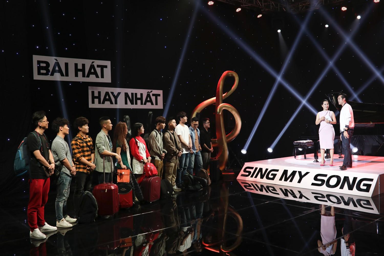 Sing My Song: Juun Đăng Dũng - R.Tee gây thích thú khi bắn rap bằng thơ Xuân Diệu - Ảnh 2.