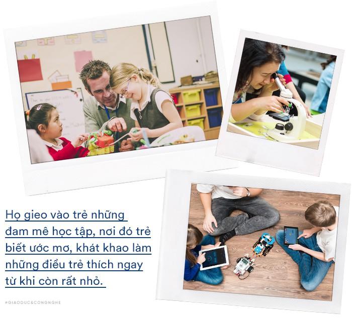60% trẻ em sau này lớn lên sẽ làm những việc chưa từng tồn tại - Ảnh 2.