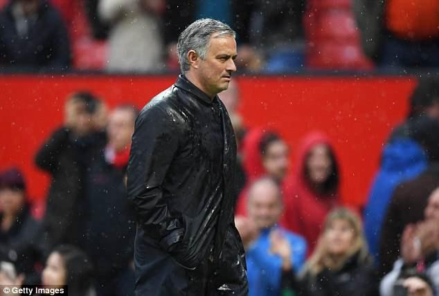 Jose Mourinho mắng học trò ngạo mạn: Thắng Man City, họ như thể bay trên mặt trăng - Ảnh 1.