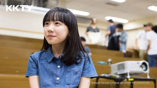 Mana-chan, cô bé đang gây sốt với clip
