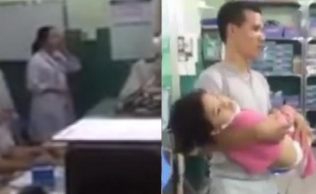 Giám đốc bệnh viện lên tiếng vụ bác sĩ bị tố bỏ mặc bé gái chưa đóng viện phí - Ảnh 2.