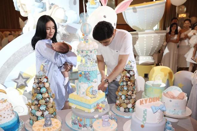 Hôn nhân hạnh phúc của 4 ái nữ hội con nhà giàu châu Á nức tiếng xinh đẹp - Ảnh 27.