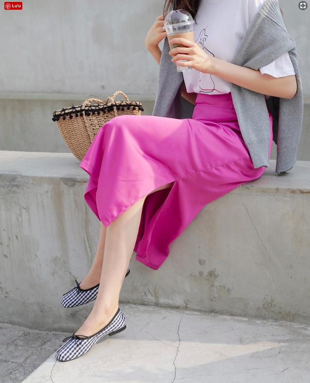Chẳng cần đến cao gót lênh khênh, nàng công sở vẫn đầy duyên dáng với muôn kiểu kết hợp giày bệt này - Ảnh 7.