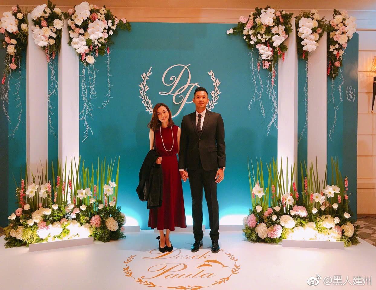 Đám cưới hoành tráng mời nửa showbiz Đài: Cô dâu năm nay đã 54 tuổi - Ảnh 3.