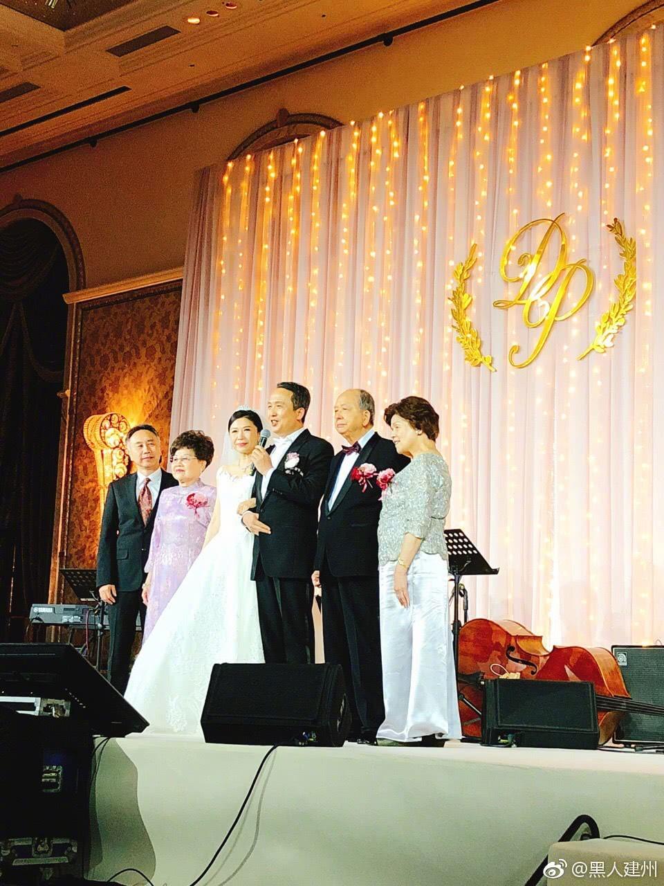 Đám cưới hoành tráng mời nửa showbiz Đài: Cô dâu năm nay đã 54 tuổi - Ảnh 7.
