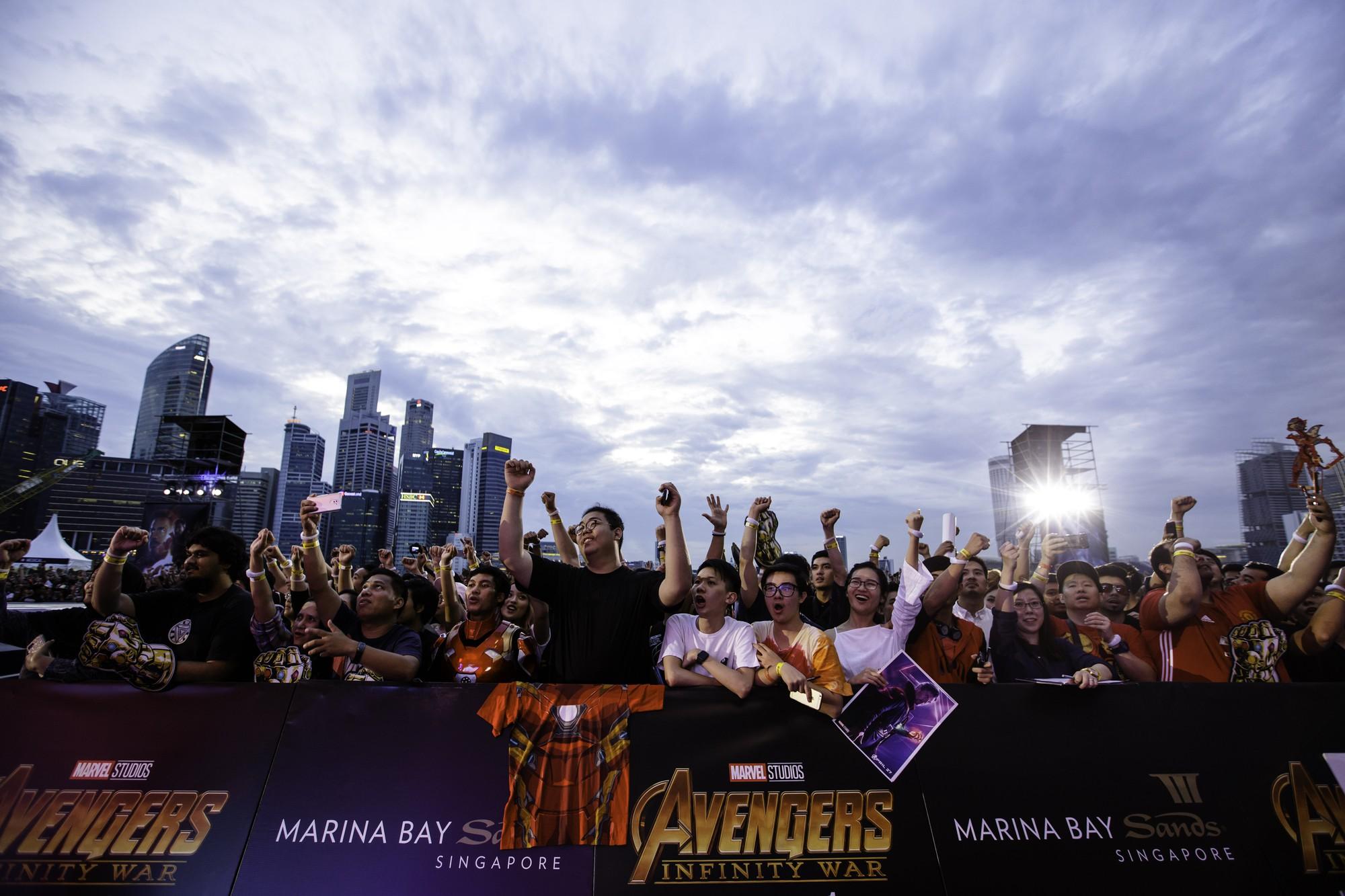Đôi bạn Phở và JVevermind dắt díu nhau triệu tập biệt đội Avengers trước thềm Infinity War - Ảnh 3.
