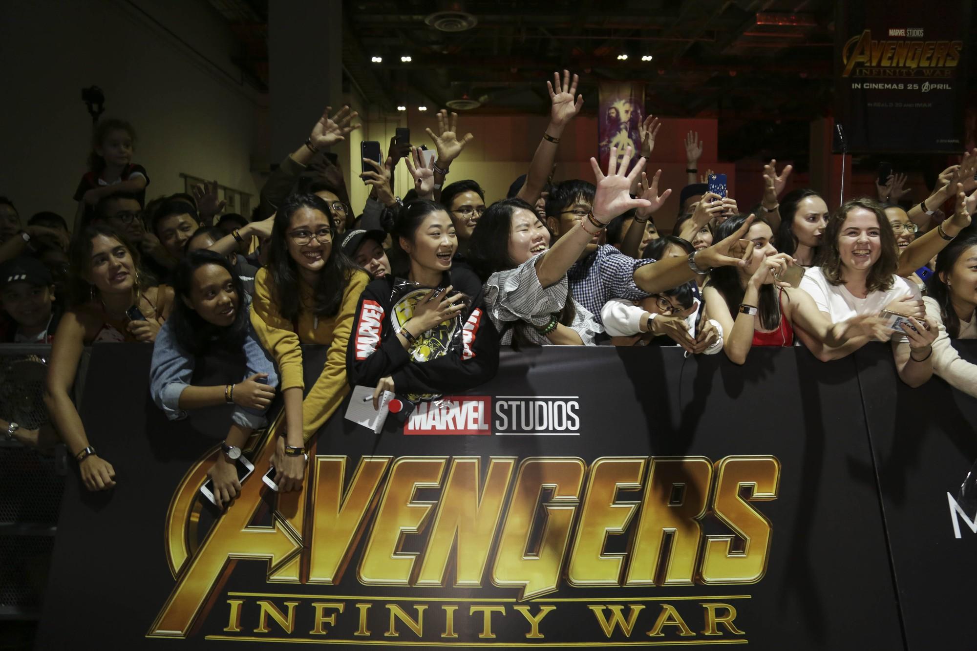 Đôi bạn Phở và JVevermind dắt díu nhau triệu tập biệt đội Avengers trước thềm Infinity War - Ảnh 4.