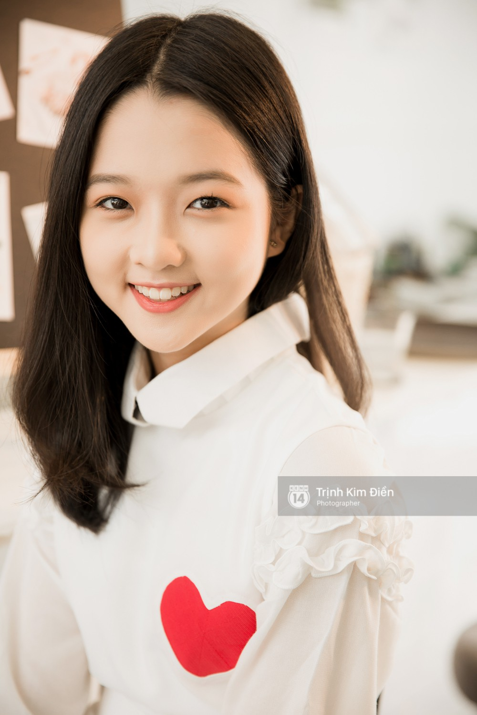 Gặp Lâm Thanh Mỹ - tiểu Kim Yoo Jung được cư dân mạng chọn là sao nhí lột xác thành công nhất Vbiz! - Ảnh 3.