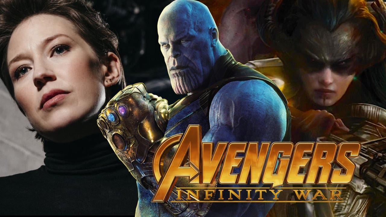 Bạn sẽ muốn… đổi phe khi nhìn thấy nhan sắc thật sự của nữ tướng phản diện trong Infinity War! - Ảnh 4.