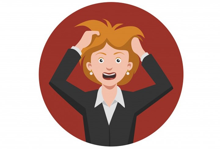 10 dấu hiệu cơ thể cho biết bạn đang bị căng thẳng - Ảnh 6.