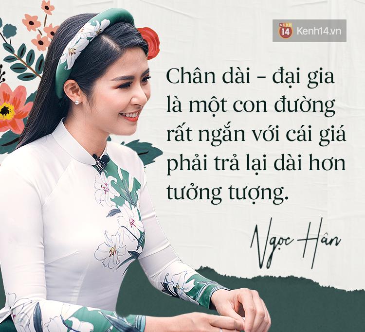 Hoa hậu Ngọc Hân: Nhiều người thắc mắc sao tôi chơi chung được với hai người ghét nhau - Ảnh 3.
