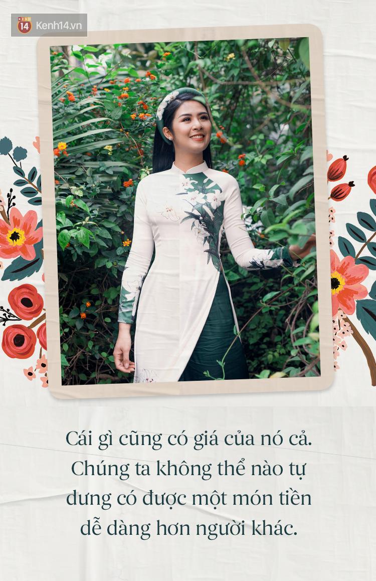 Hoa hậu Ngọc Hân: Nhiều người thắc mắc sao tôi chơi chung được với hai người ghét nhau - Ảnh 9.