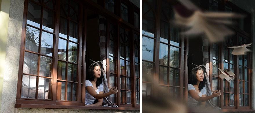 Tài năng Photoshop thượng thừa, cô nàng biến bộ ảnh vườn nhà thành những kiệt tác nghệ thuật - Ảnh 10.